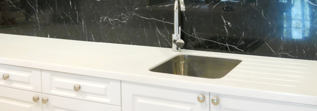 Malaysia Kitchen Cabinet Solid Surface Countertops Worktops Tabletop Vanity Top